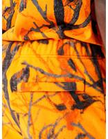 Carhartt WIP Carhartt WIP Beaufort Sweat Pant Camo Tree Orange Reflective Grey I027024