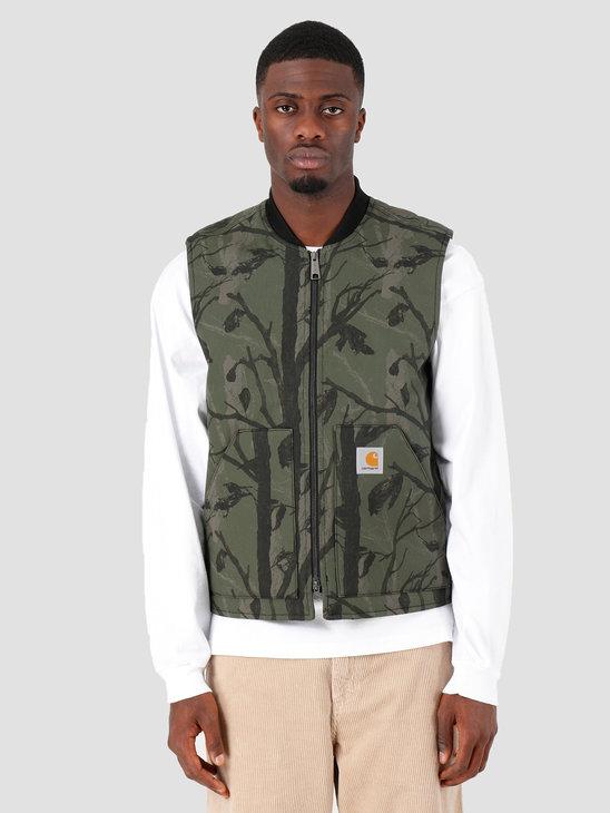 Carhartt WIP Vest Camo Tree Green I015251
