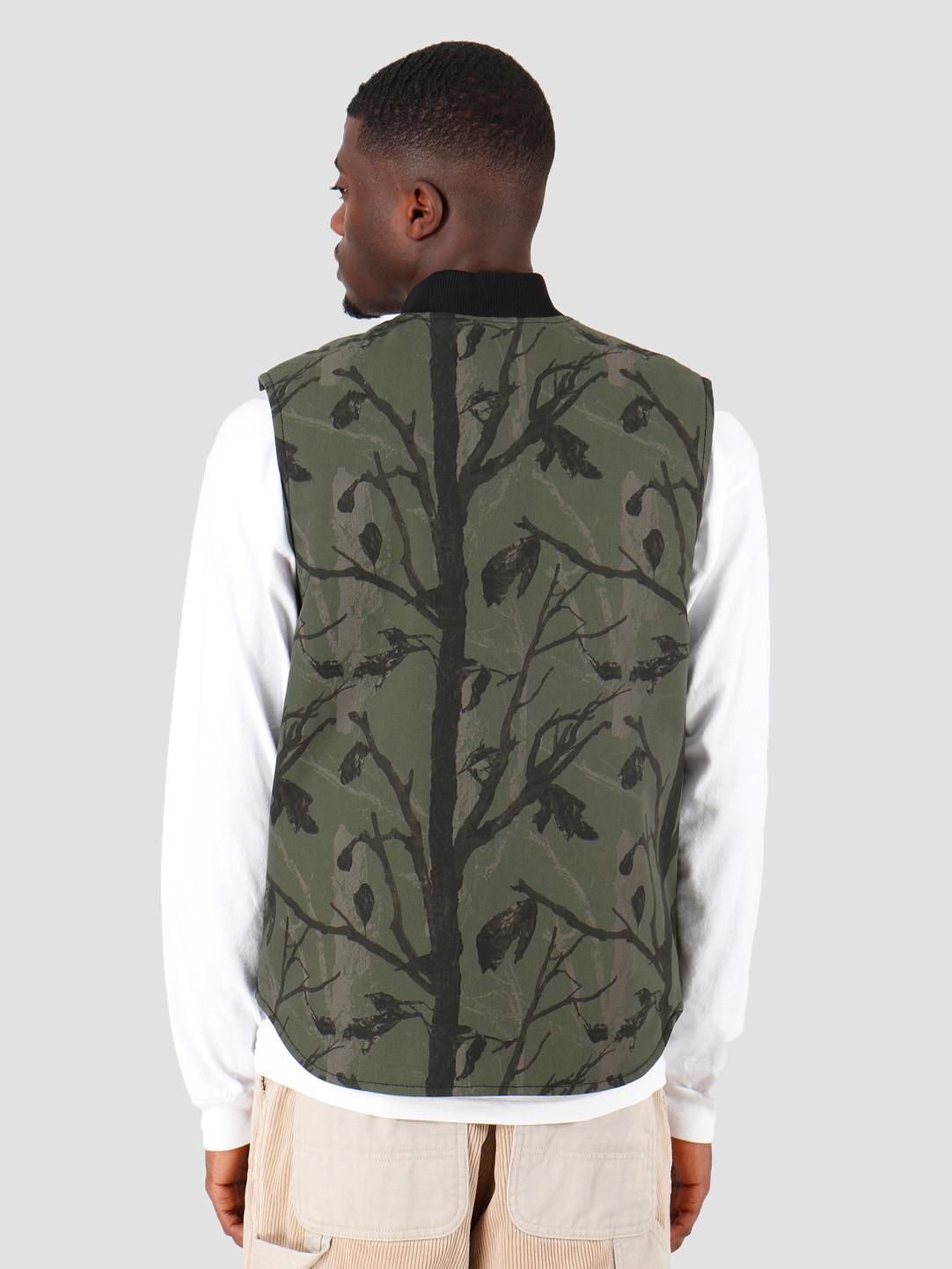 Carhartt WIP Carhartt WIP Vest Camo Tree Green I015251