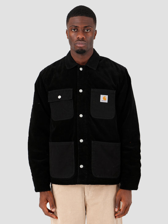Carhartt WIP Michigan Coat Black I027367