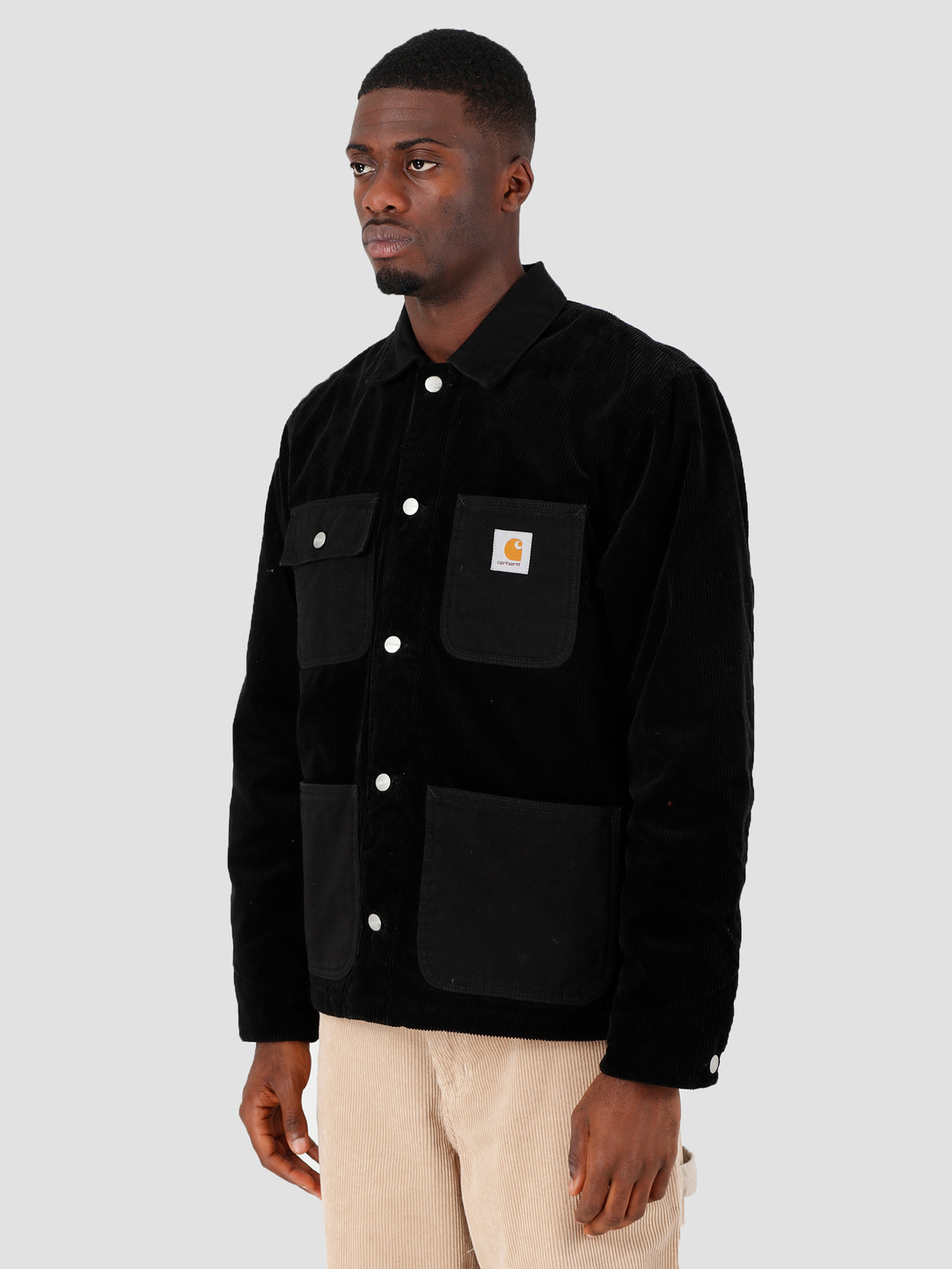Carhartt WIP Carhartt WIP Michigan Coat Black I027367
