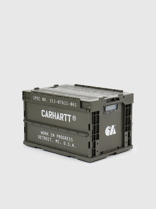 Carhartt WIP Foldable Storage Container Cypress I027452