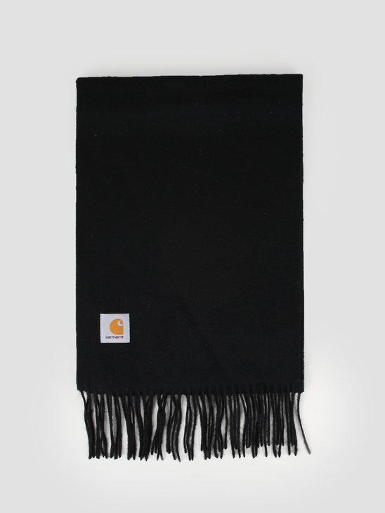 Carhartt WIP Clan Scarf Black I013507