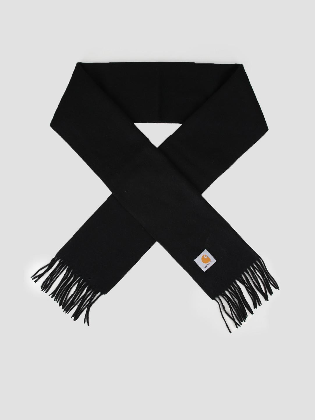Carhartt WIP Carhartt WIP Clan Scarf Black I013507