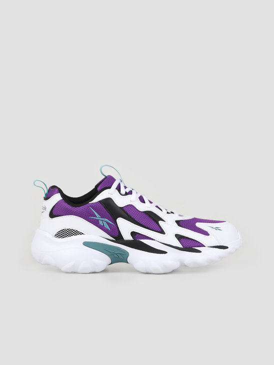 Reebok DMX Series 1000 White Purple DV8743
