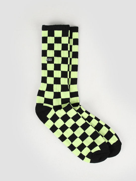 Vans Mn Checkerboard Sharp Green-Black VN0A3H3OTR41
