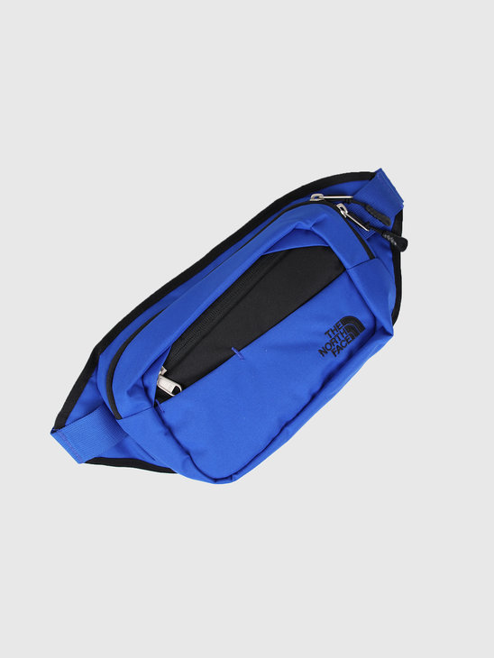 The North Face Bozer Hip Pack II Blue Black T92UCXEF1