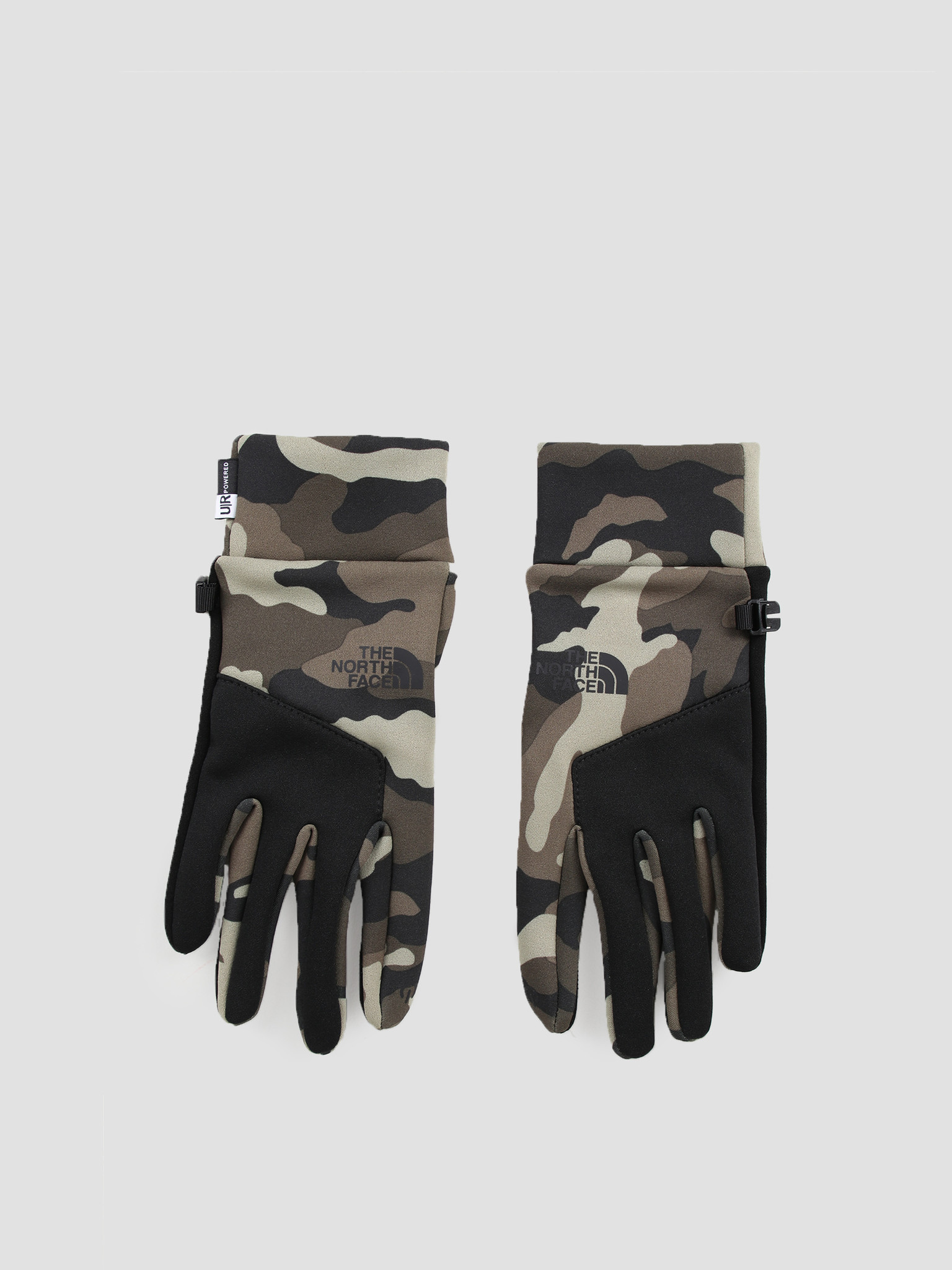 The North Face The North Face Etip Glove Burn To Live Green T93KPNFQ9