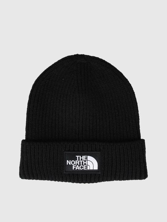 The North Face TNF Logo Box Cuff BE TNF Black
