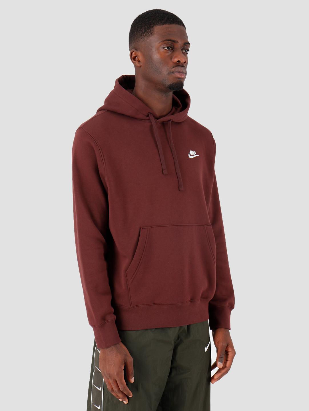 Nike Nike Sportswear Club Fleece Hoodie El Dorado El Dorado White Bv2654-233