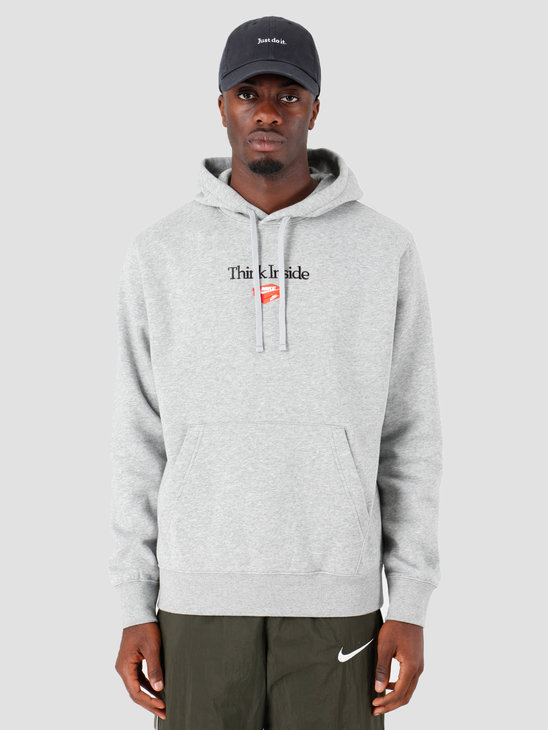Nike Sportswear Hoodie DK Grey Heather Ci6316-063