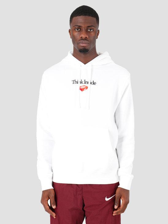Nike Sportswear Hoodie White Ci6316-100