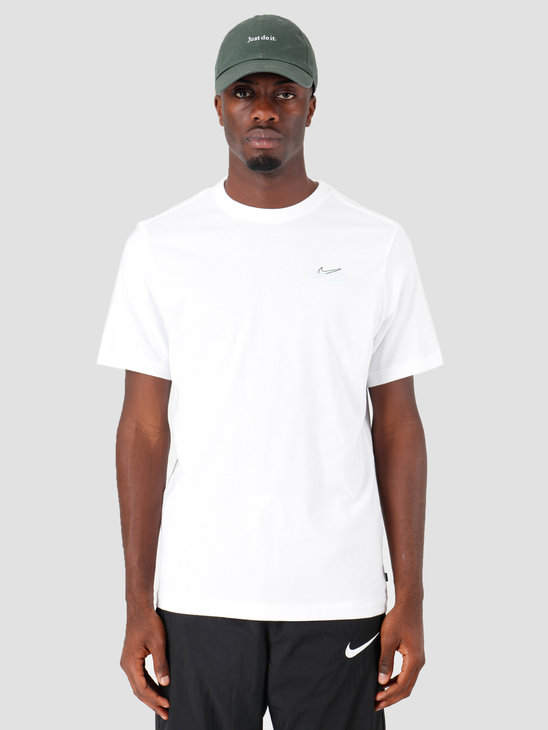 Nike SB T-Shirt White Cj0446-100