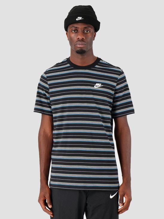 Nike Sportswear T-Shirt Black White Ci6201-010