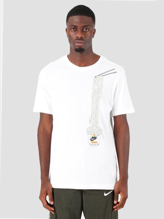 Nike Sportswear T-Shirt White Ci6301-100