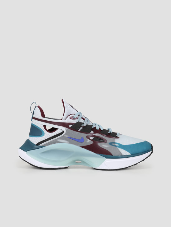 Nike Signal D MS X Pure Platinum Rush Violet-Night Maroon At5303-003