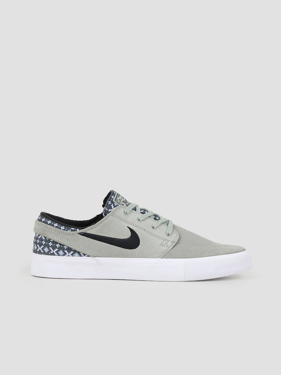 Nike SB Zoom Stefan Janoski RM Premium Jade Horizon Black-Jade Horizon-White Ci2231-300