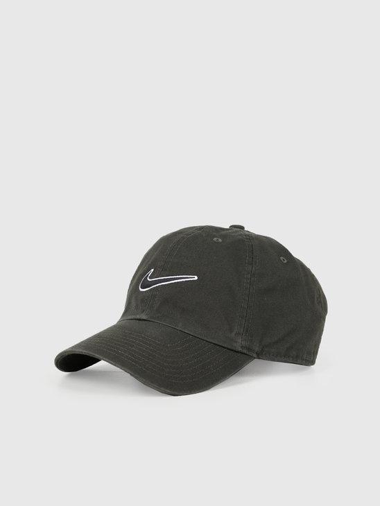 Nike Unisex Sportswear Essentials Heritage86 Cap Sequoia 943091-355