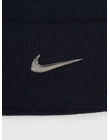 Nike Nike Swoosh Beanie Obsidian Metallic Silver 803734-451