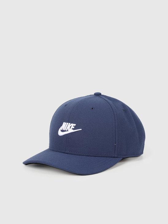 Nike Sportswear Classic99 Cap Midnight Navy Av6720-410