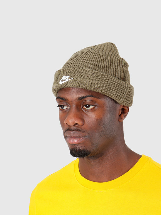 Nike Sportswear Beanie Medium Olive Ci3232-222