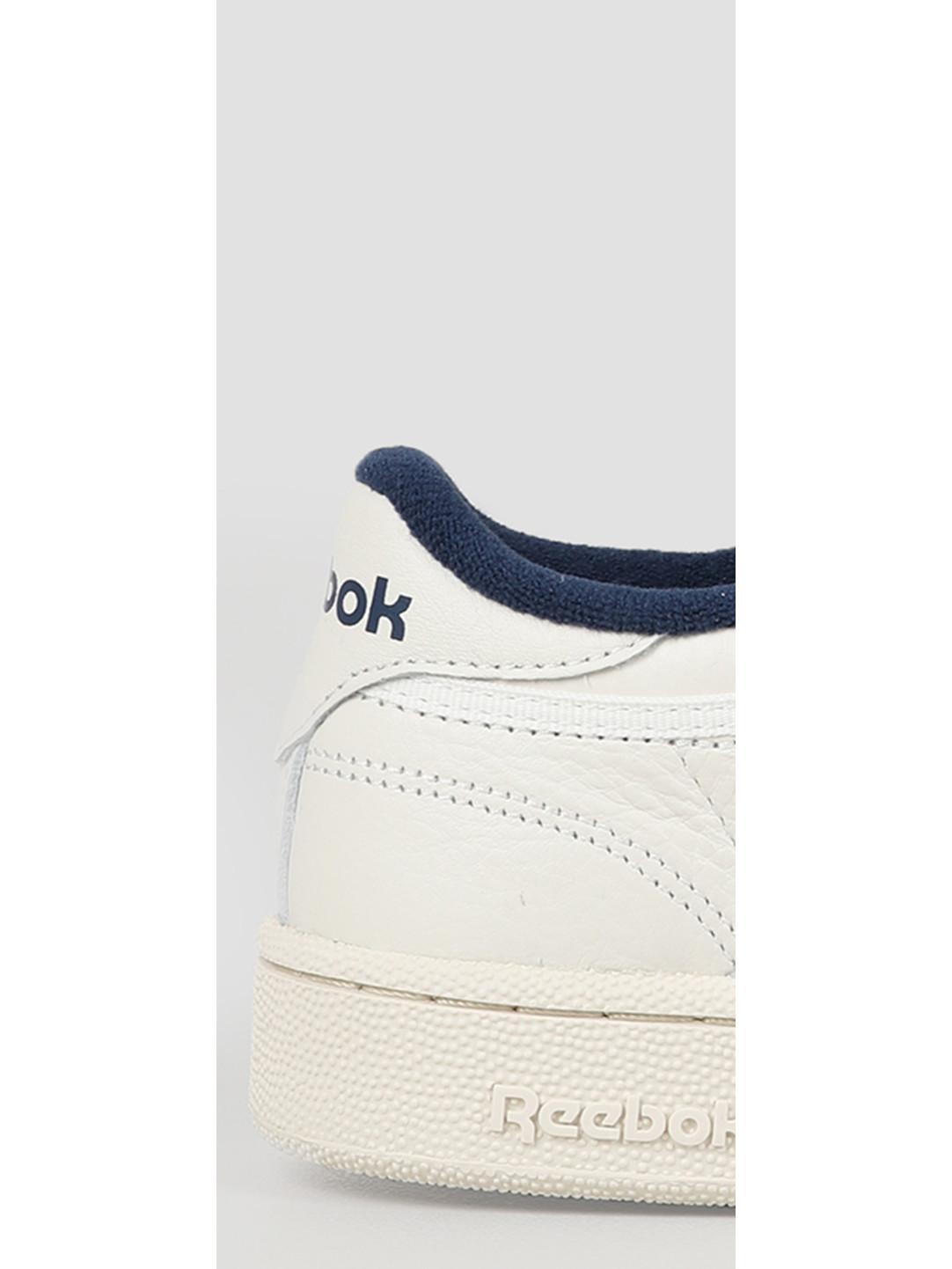 Reebok Reebok Club C 85 MU Chalk Paperwhite Nav DV8815