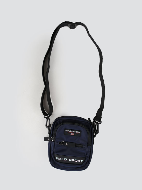 Polo Ralph Lauren Sport Crossbody Navy 405752384001