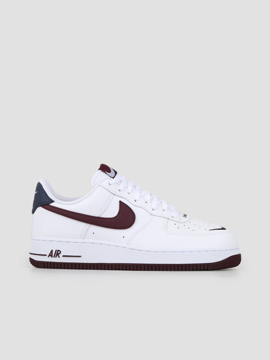 Classic Heren Nike Air Force 1 07 LV8 Roze Suede Schoenen