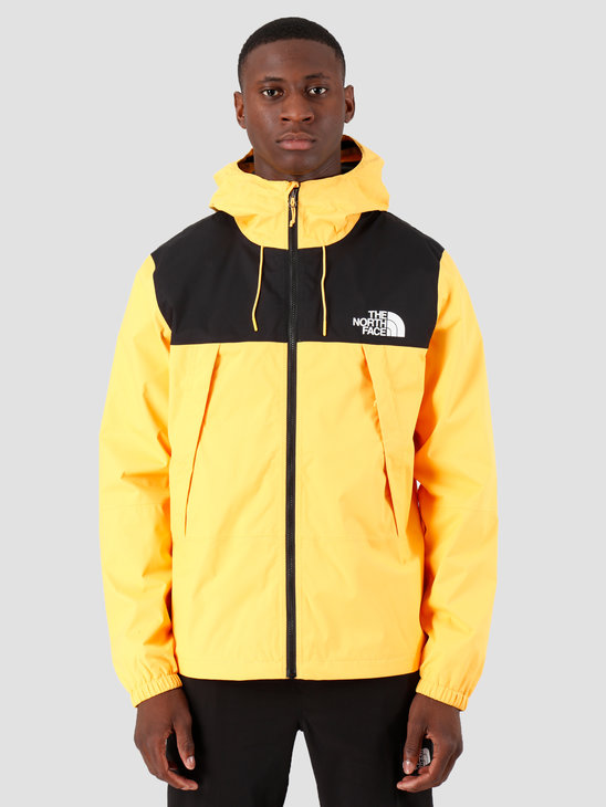 The North Face 1990 Mountain Q Jacket Yellow T92S5170M