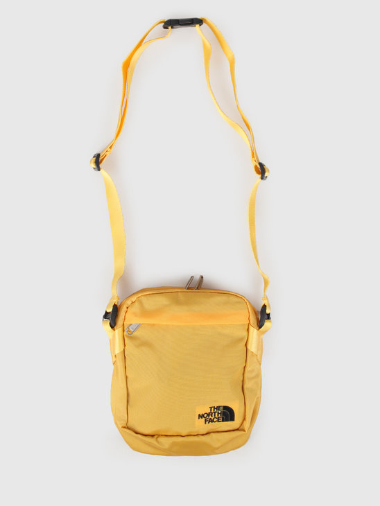The North Face Convertible Shoulder Bag Yellow Black T93BXBLR0