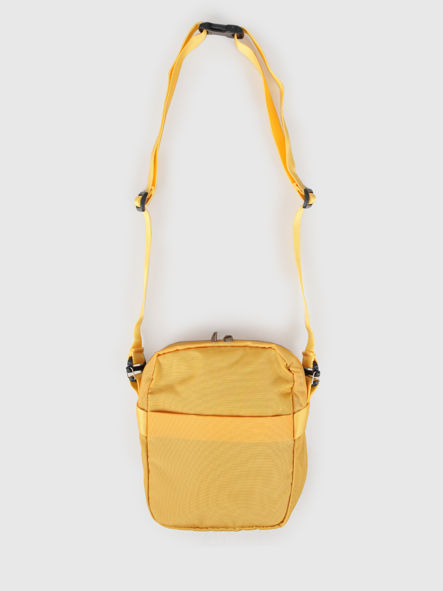The North Face The North Face Convertible Shoulder Bag Yellow Black T93BXBLR0