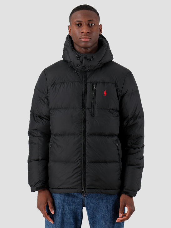 Polo Ralph Lauren El Cap Jacket Down Fill Black 710758733001