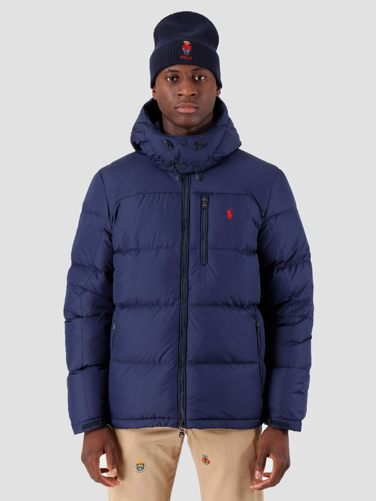 Polo Ralph Lauren El Cap Jacket Down Fill Navy 710758733002