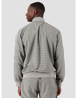 Daily Paper Daily Paper Geed Sweater Grey/Yellow Check 19F1TO07-01