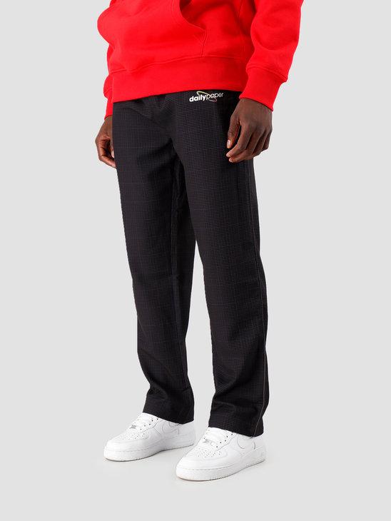 Daily Paper Gezip Check Pants Purple Check 19F1PA05-02