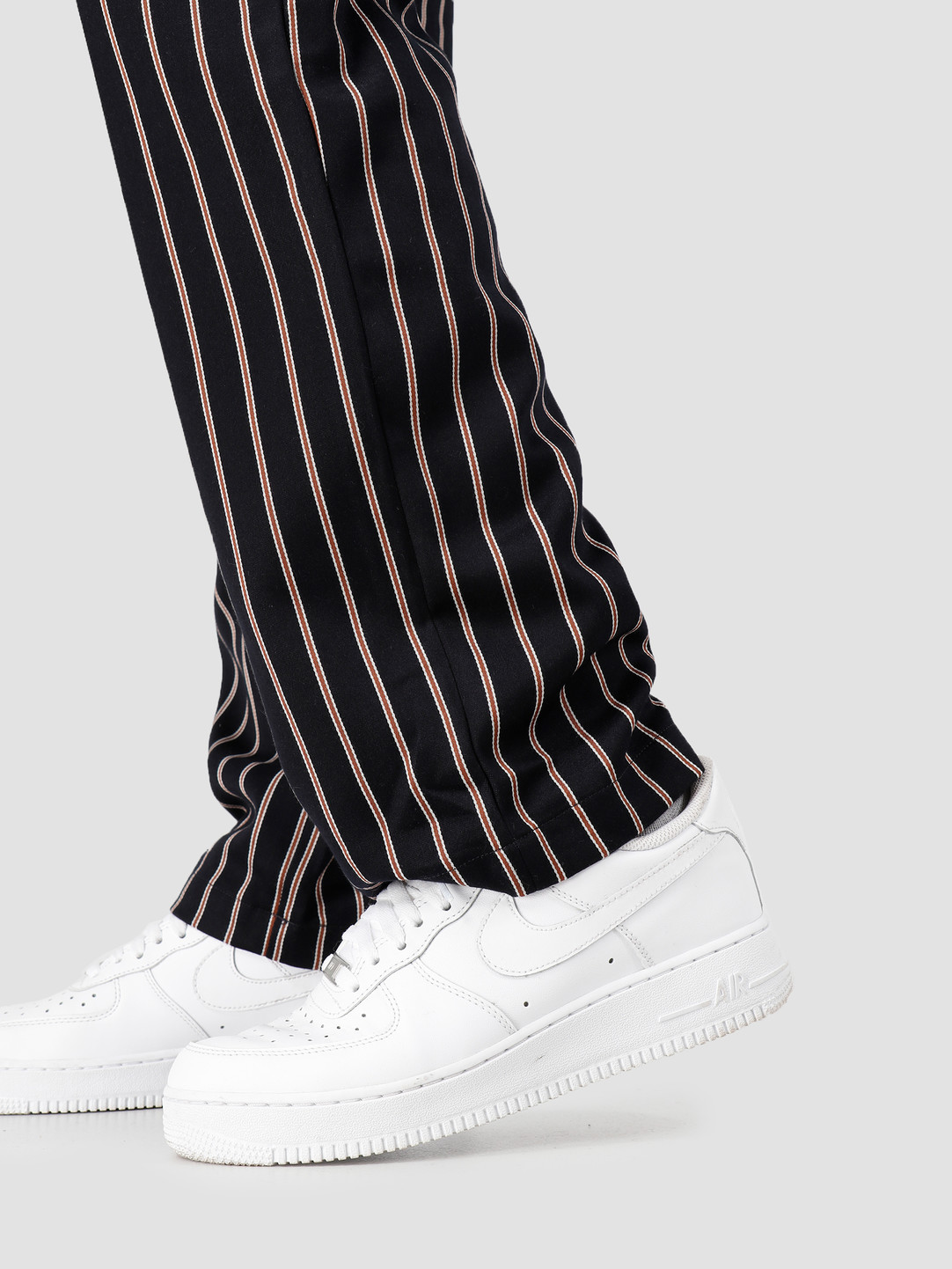 Daily Paper Daily Paper Gezip Strip Pants Navy Stripe 19F1PA05-01