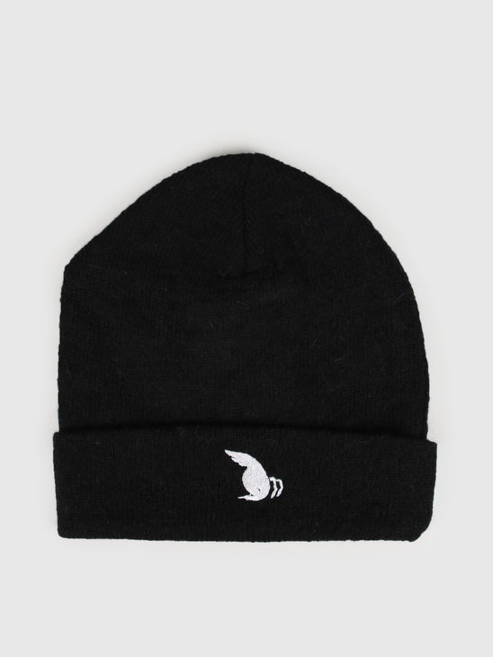 By Parra Racing Goose Beanie Black 43150