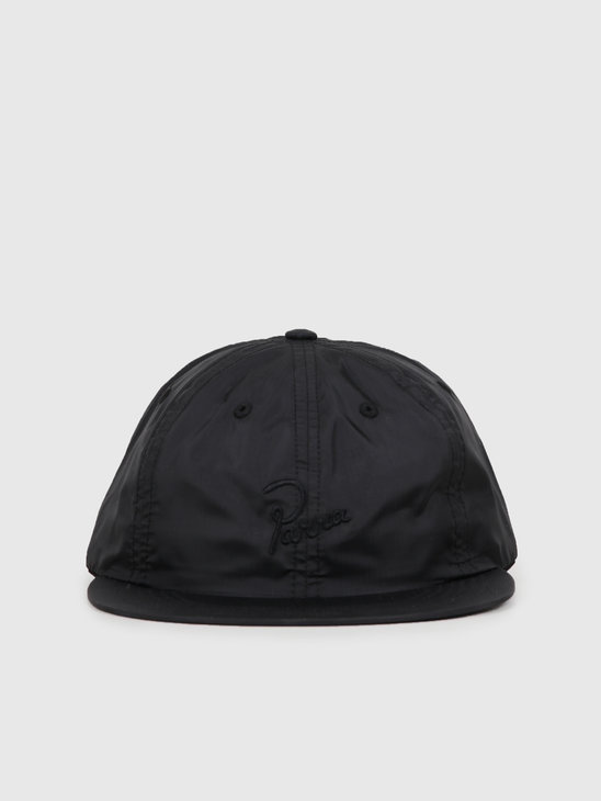 By Parra Signature6PanelRipstopHat Black 43065