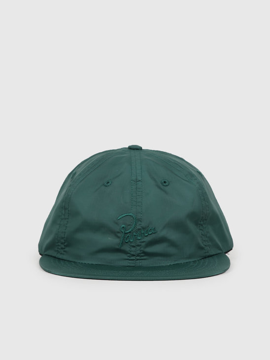 By Parra Signature6PanelRipstopHat Green 43066