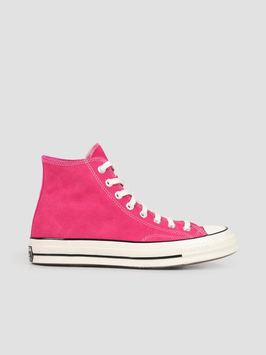 Converse Chuck 70 HI Prime Pink Black Egret 166215C