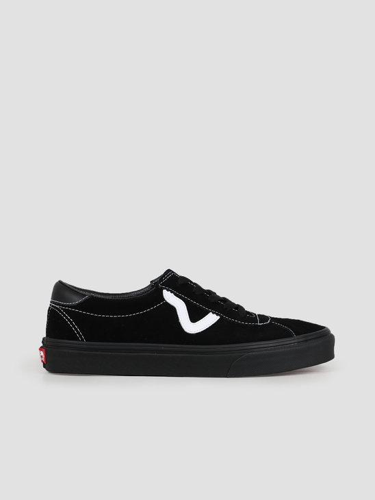 Vans Vans Sport Black Black VN0A4BU6BKA1