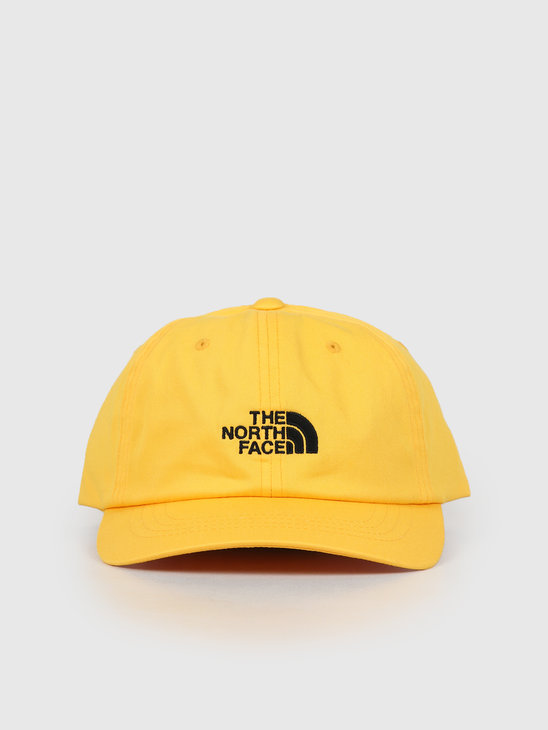 The North Face The Norm Hat Yellow Black T9355WLR0