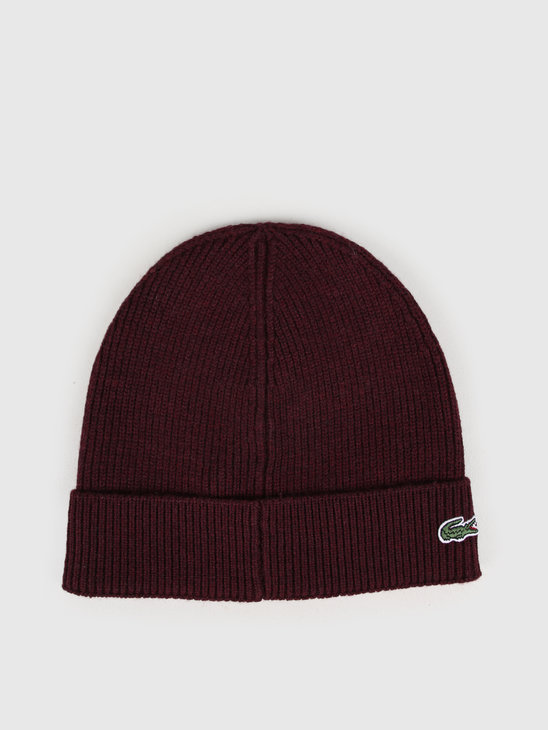 Lacoste 2G4B Knitted Cap Vine Chine RB3502-93