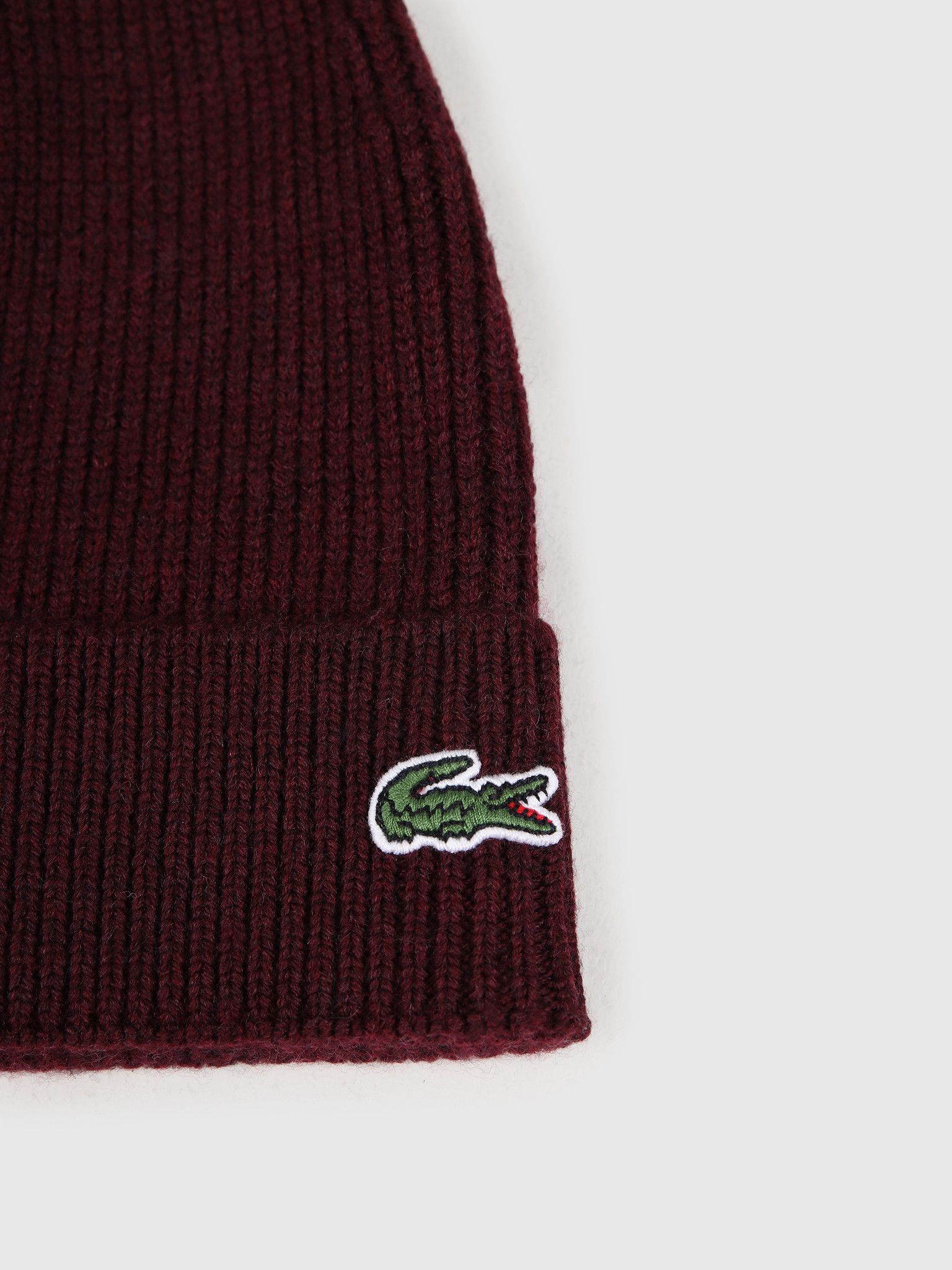 Lacoste Lacoste 2G4B Knitted Cap Vine Chine RB3502-93