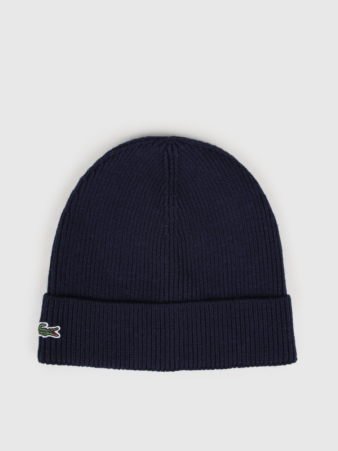 Lacoste Lacoste 2G4B Knitted Cap 07A Marine Rb3502-83
