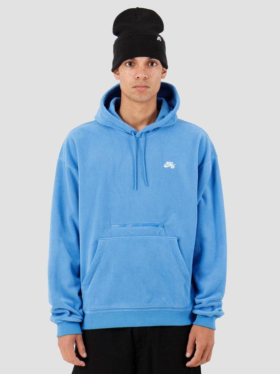 Nike SB Hoodie Pacific Blue Sail Ci0936-402
