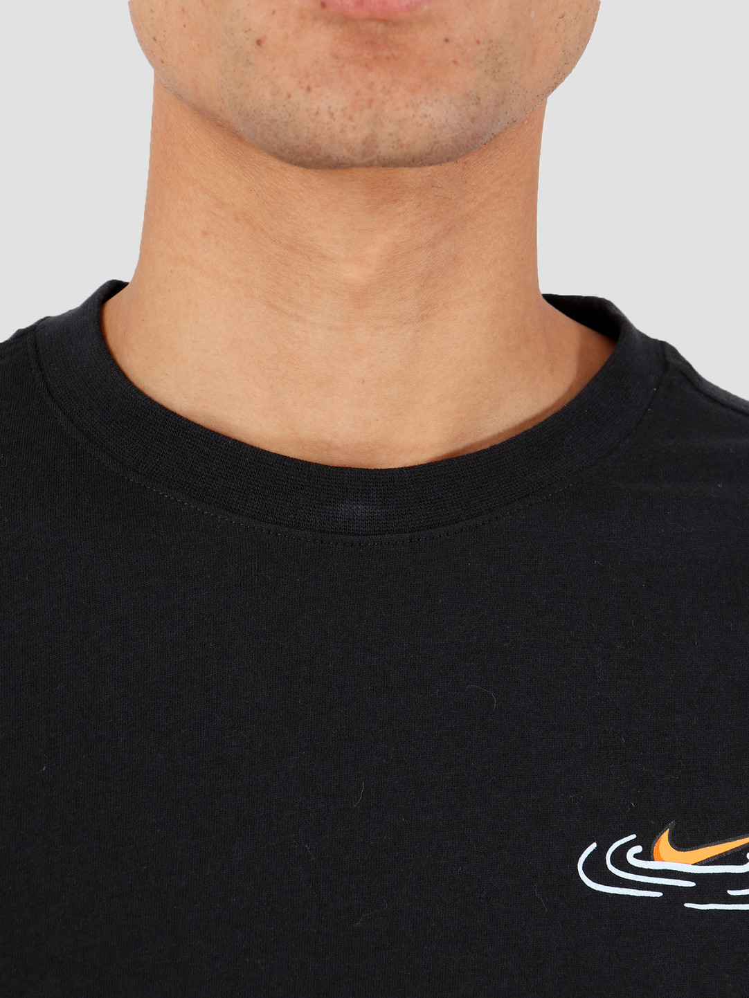 Nike Nike SB T-Shirt Black Cj0446-010