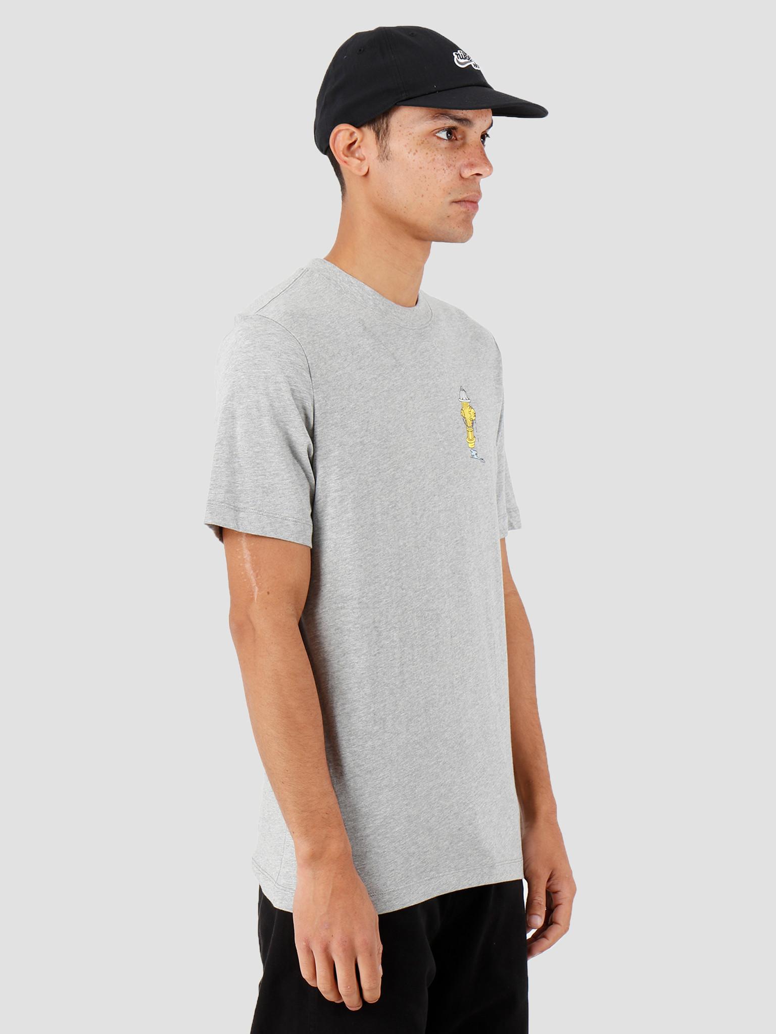 Nike Nike SB T-Shirt DK Grey Heather Cj0448-063