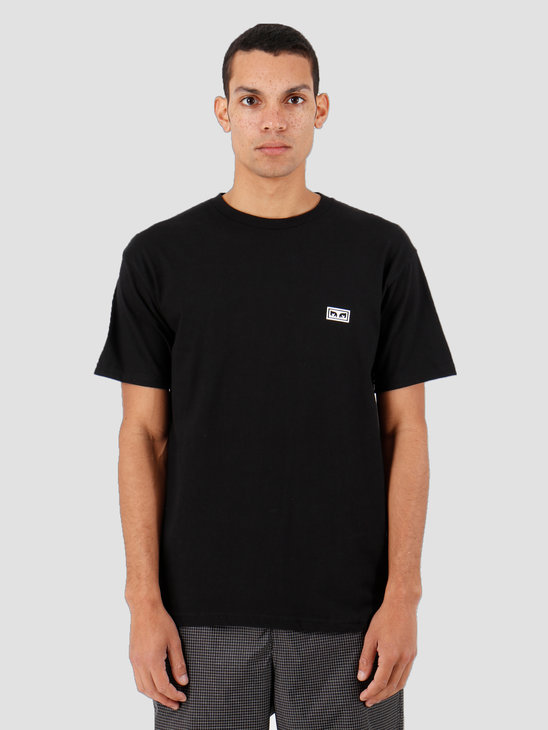 Obey This Is An Obey T Shirt Black 163082367 Blk