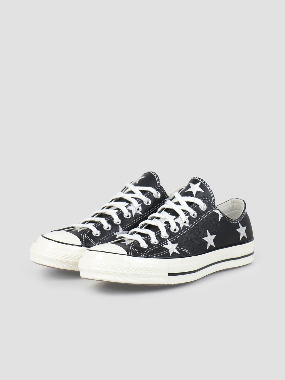 Converse Converse Chuck 70 OX Black Egret White 165964C